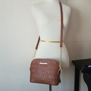 Steve Madden cross body bag new with tags